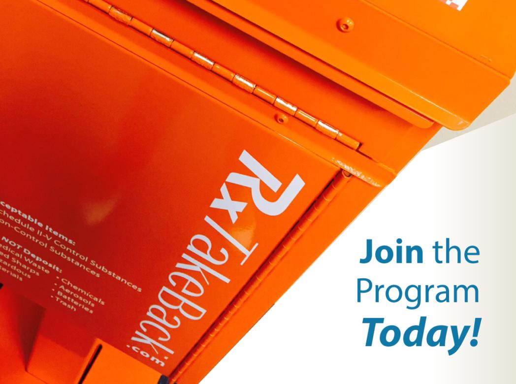 Join the program.